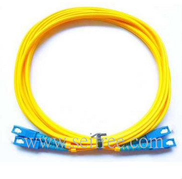 Optical Cable Fiber Optic Patch Cord (CATV Cable FTTH Cable)