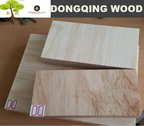 Construction Usage LVL Scaffold Board with Radiate Pine Timber