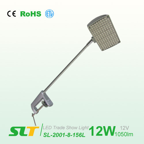 LED Pop up Light 156PCS LED Chip- DC12V, 12W 1150lm