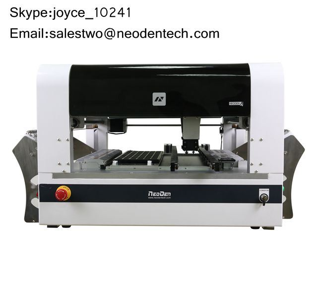 SMT Pick and Place Machine Neoden4 for PCB Assembly