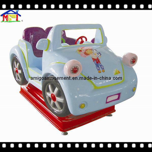 2018 Western Racing Car New Kiddie Ride Swing Slot Games