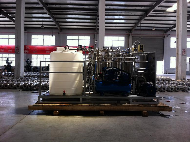 Small and Middle Size Water Treatment System