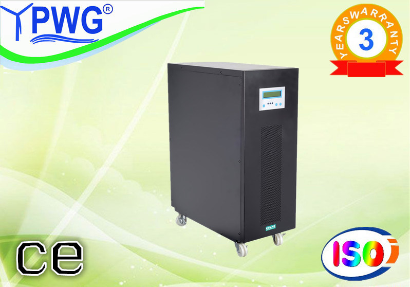High Transfer Efficiency 10 Kw Pure Sine Wave Single Phsae Power Inverter