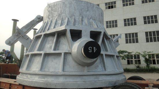 Slag Pot, Cast Iron Slag Pot for Steel Mill, Slag Ladle for Smelting Shop