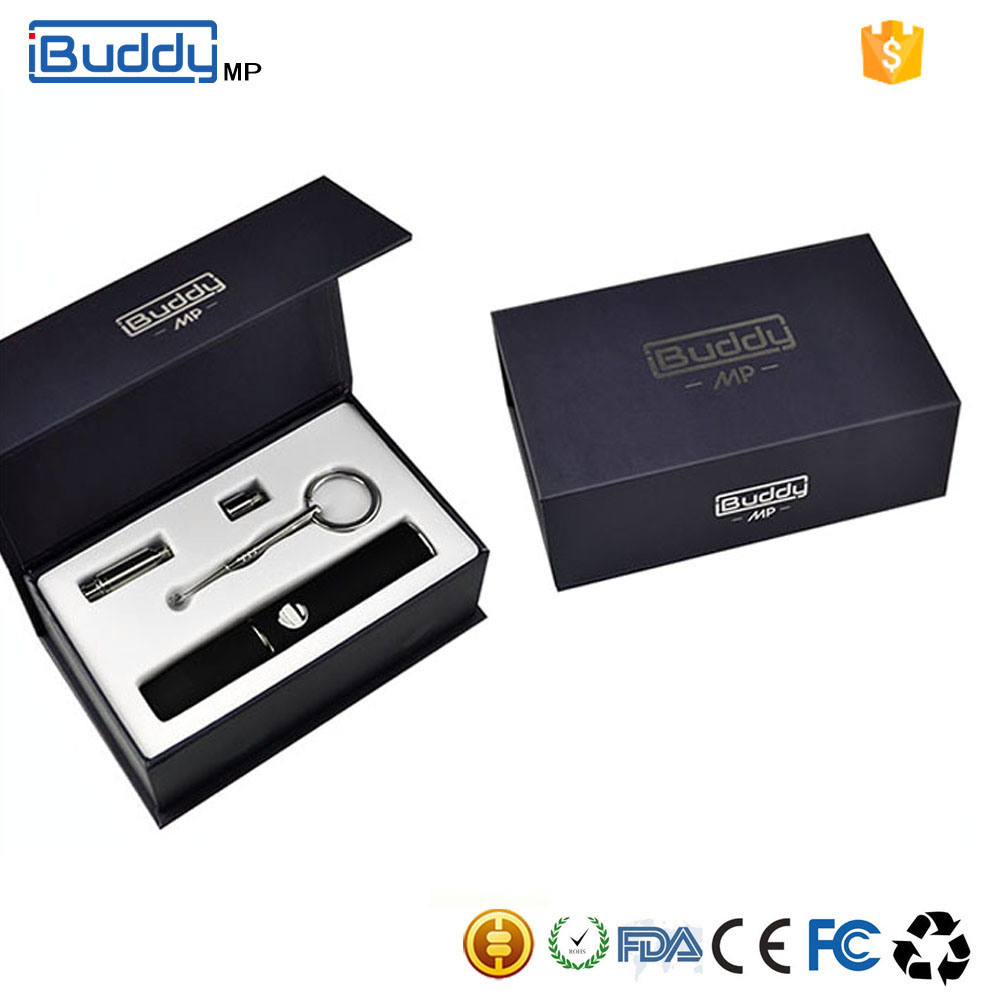 2017 Free Sample Electronic Cigarette 3 in 1 Cbd/Wax/Dry Herb Vaporizer
