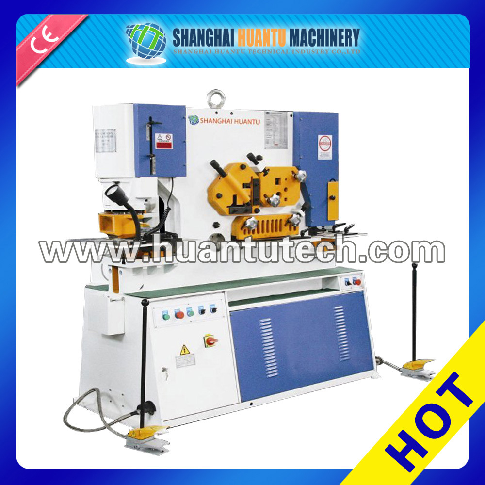 Multi-Function Ironworker, Metal Processing Machine, Iron Processing Machine (Q35Y)