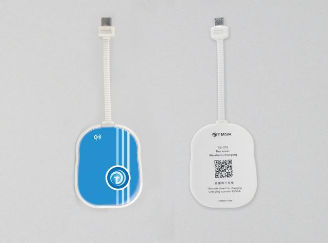 High Quality Qi Wireless Mobile Charger for iPhone 5/5s/iPad Mini 2165s