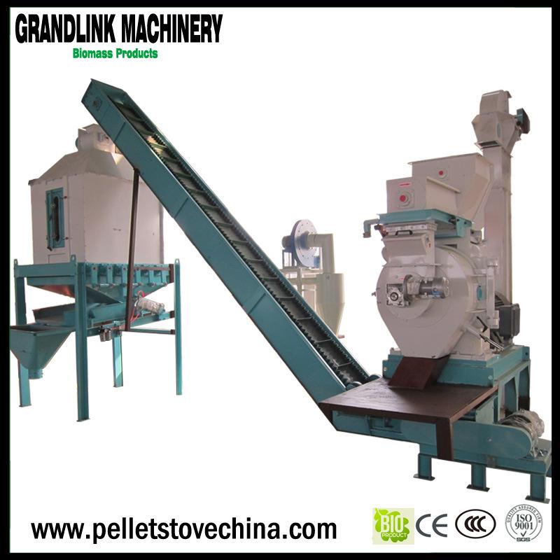 Hot Sale Ring Die Wood Pellet Mill