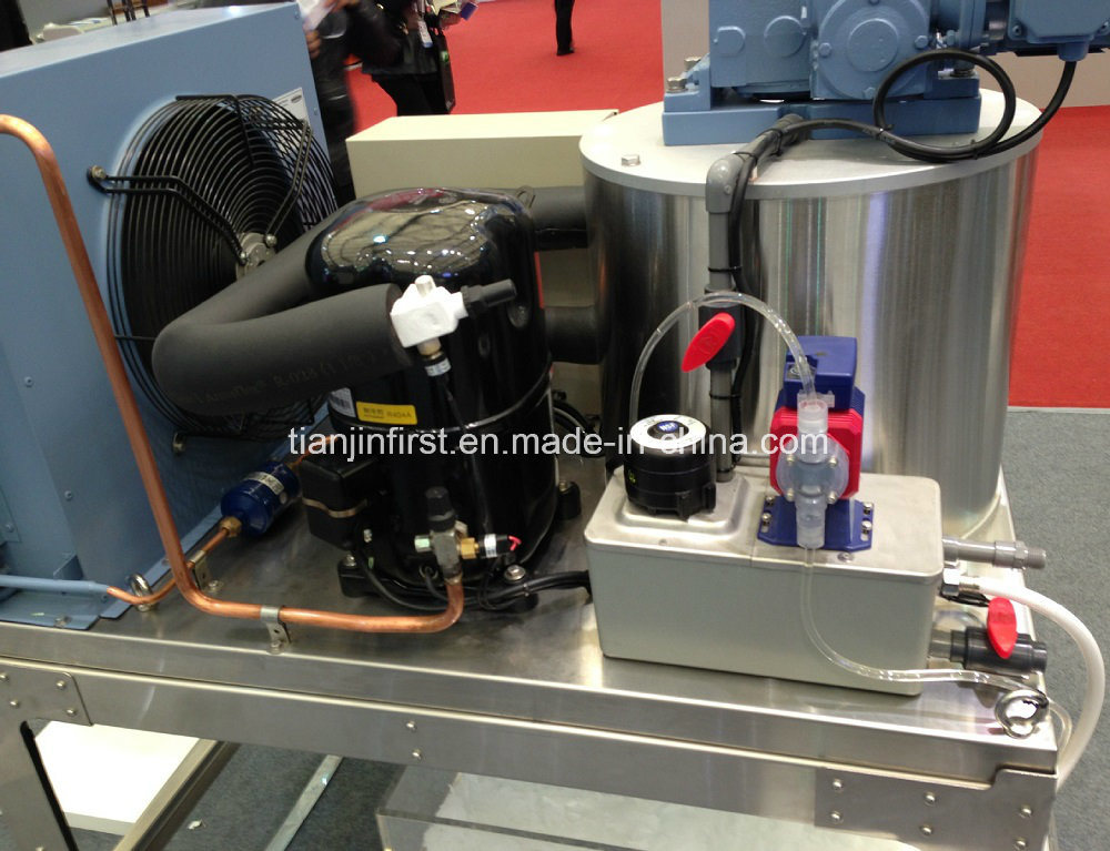Commercial Rance Snow Flake Ice Machine 1t/24h