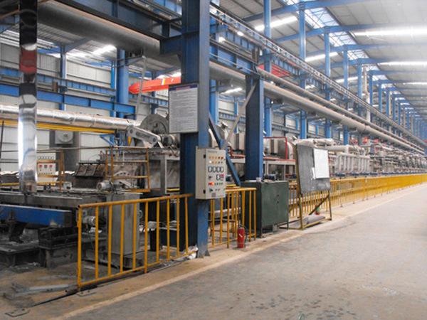 Fasteners Hot-DIP Galvanizing Production Line