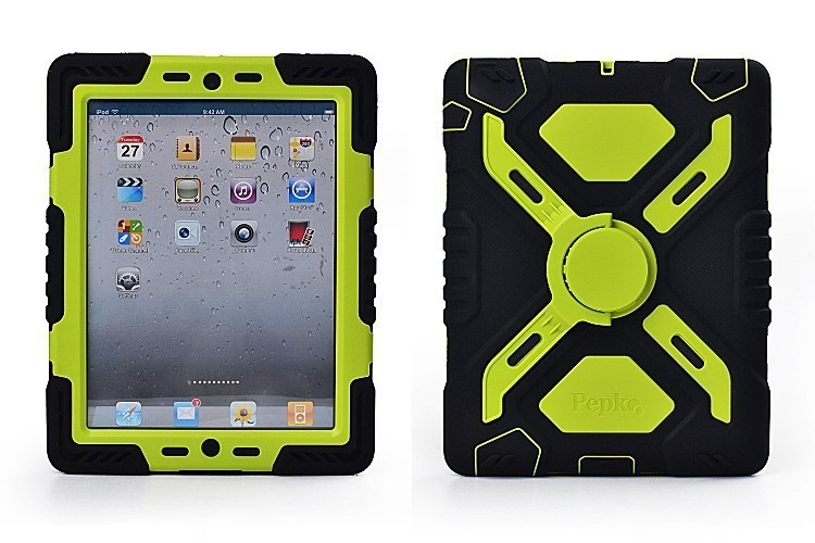 Waterproof for iPad Case, Shockproof for iPad Case (iPad 2 3 4) (PRE-B1)