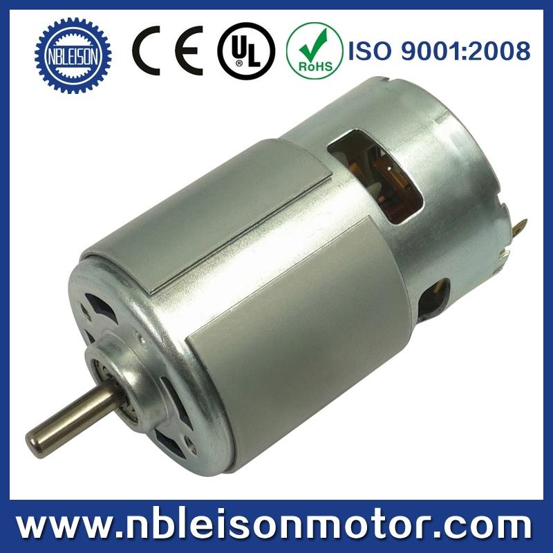RS775 12V 24V High Torque High Speed Powerful DC Motor