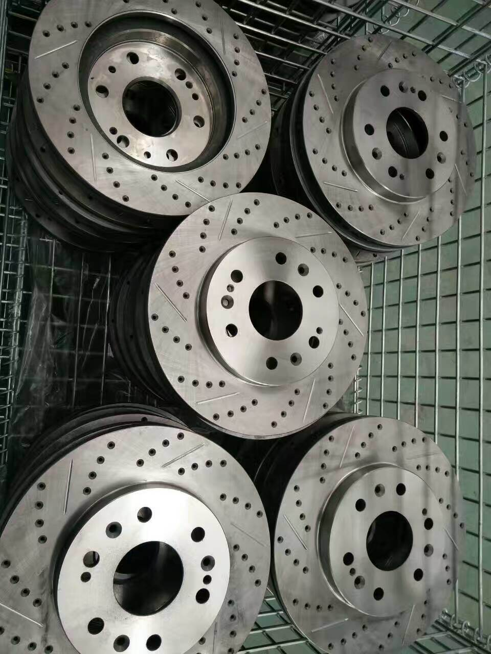 Ts16949 Certification Approved Brake Rotors