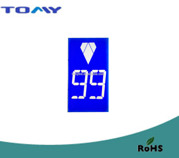 Va LCD Display for Lift and Elevator with RoHS