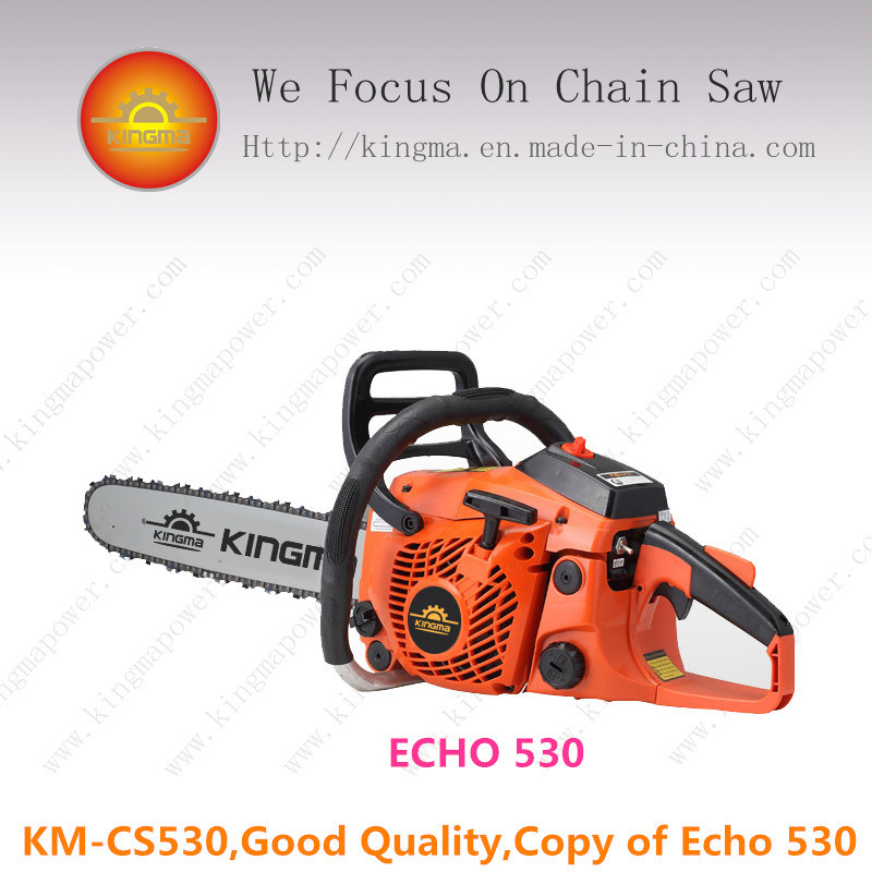 "49.6cc Echo Gas Chain Saw with. 325"" Bar and Chain"