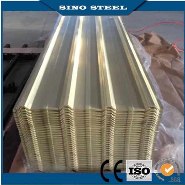 Color PPGI Steel Sheet/Corrugated Galvanized Metal Roof Tile