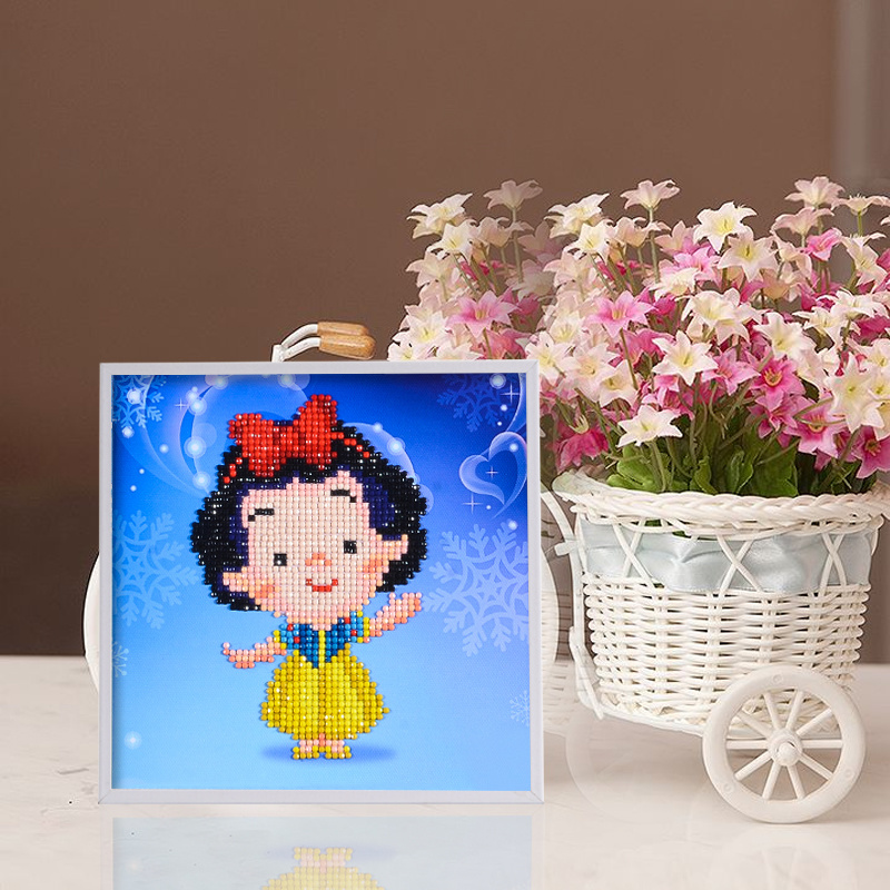 Factory Direct Wholesale Corss Stitch DIY Diamond Painting T-010
