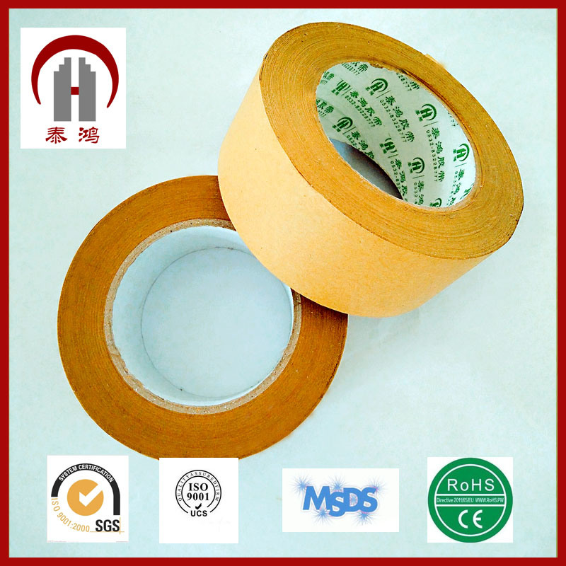 50mm Self-Adhesive Kraft Tape for Wrapping & Protecting