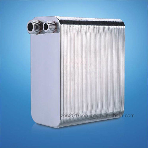Water to Water Cooled Heat Exchanger for Household