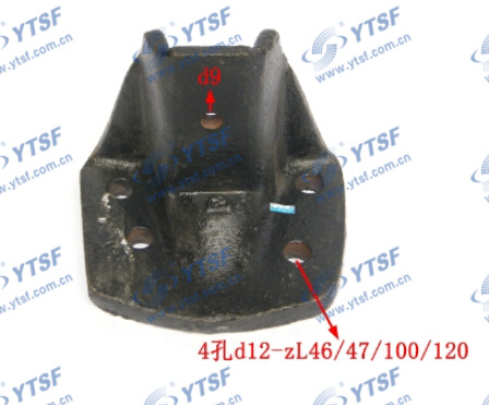 High Quality Isuzu Auto Parts Spring Bracket