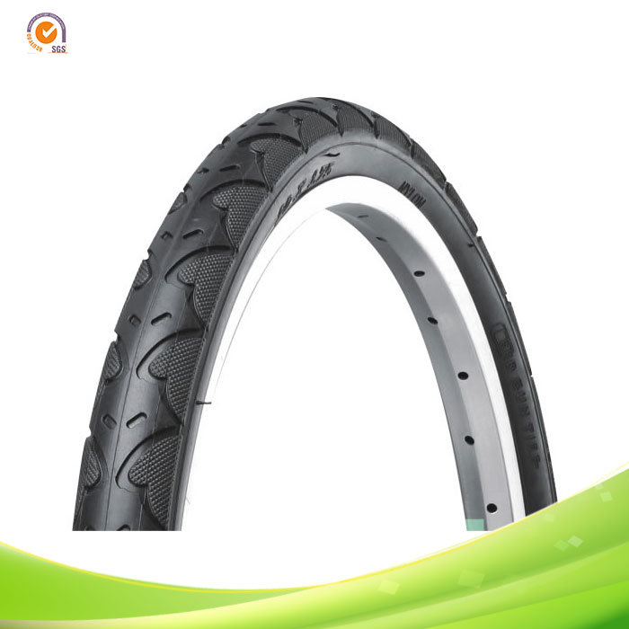 """Bike Spare Parts Rubber Mountain Bicycle Tire (12""""-26"""") (BT-003)"""