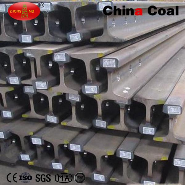Railway Steel Rail 6kg, 9kg, 12kg, 15kg, 18kg, 22kg, 24kg, Light Rail, Heavy Rail, Crane Rail