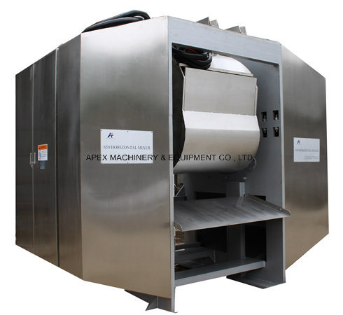Biscuit Dough 650 Horizontal Mixer