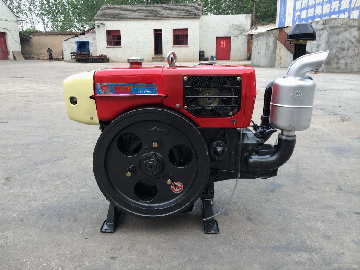 Single Cylinder Diesel Engine for Power Tillers