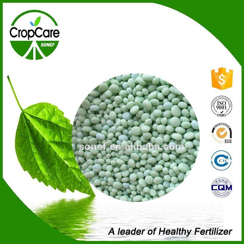 Sonef Vietnam NPK Granular 30-9-9, 30-10-10, 24-6-10, 15-5-25, 16-16-8