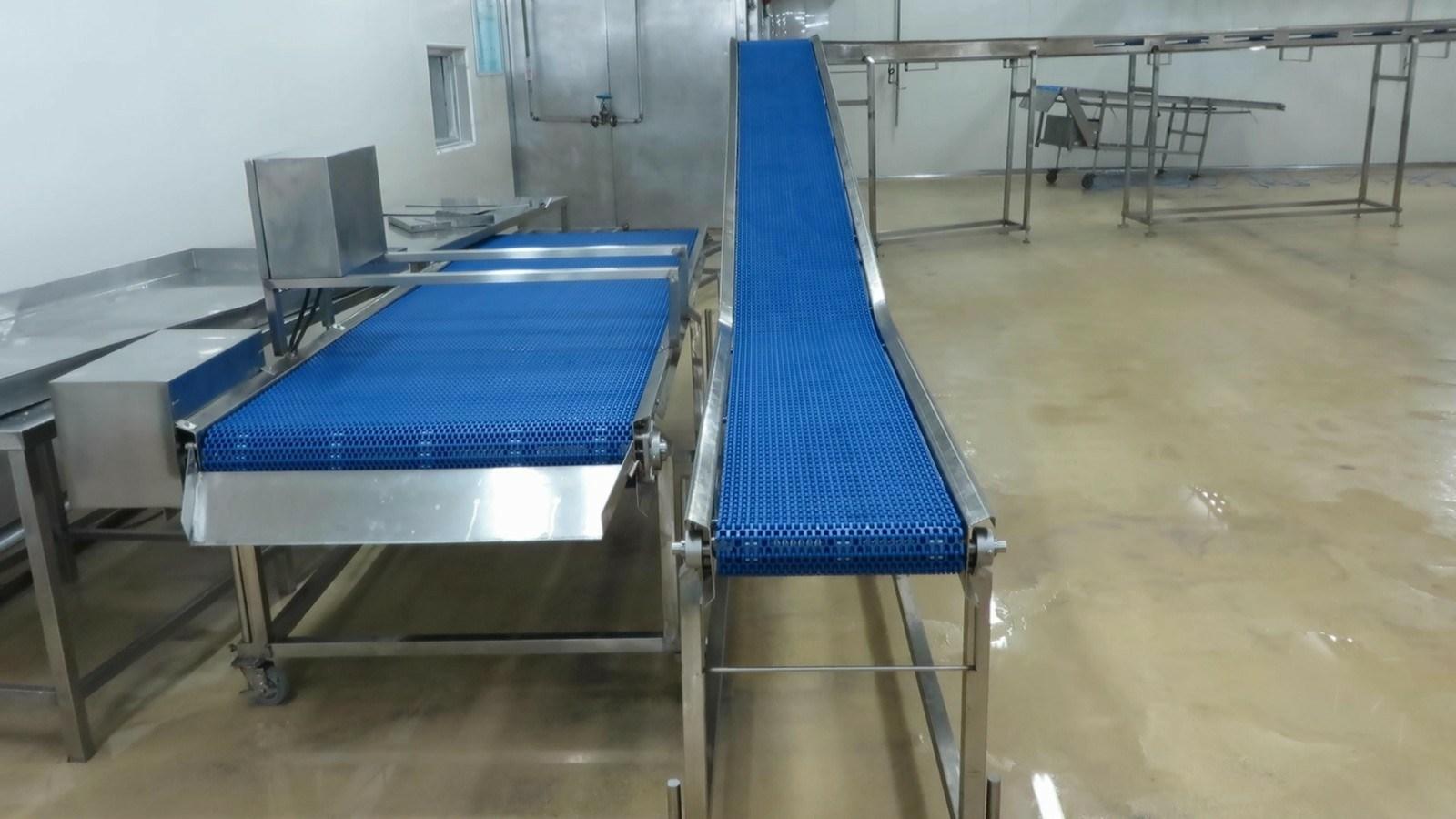 Pjs1400 Automatic Flat Conveyor Machine
