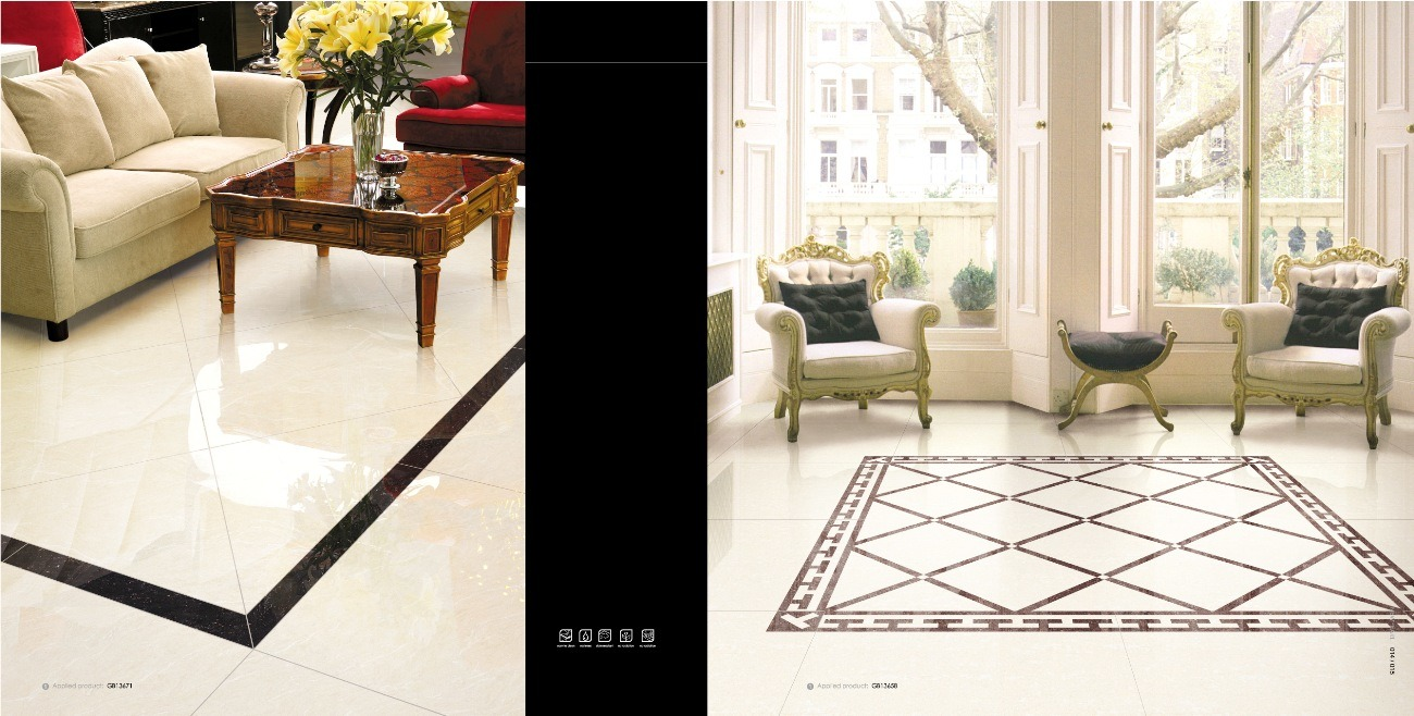 china polished porcelain tile floor tile living room tile