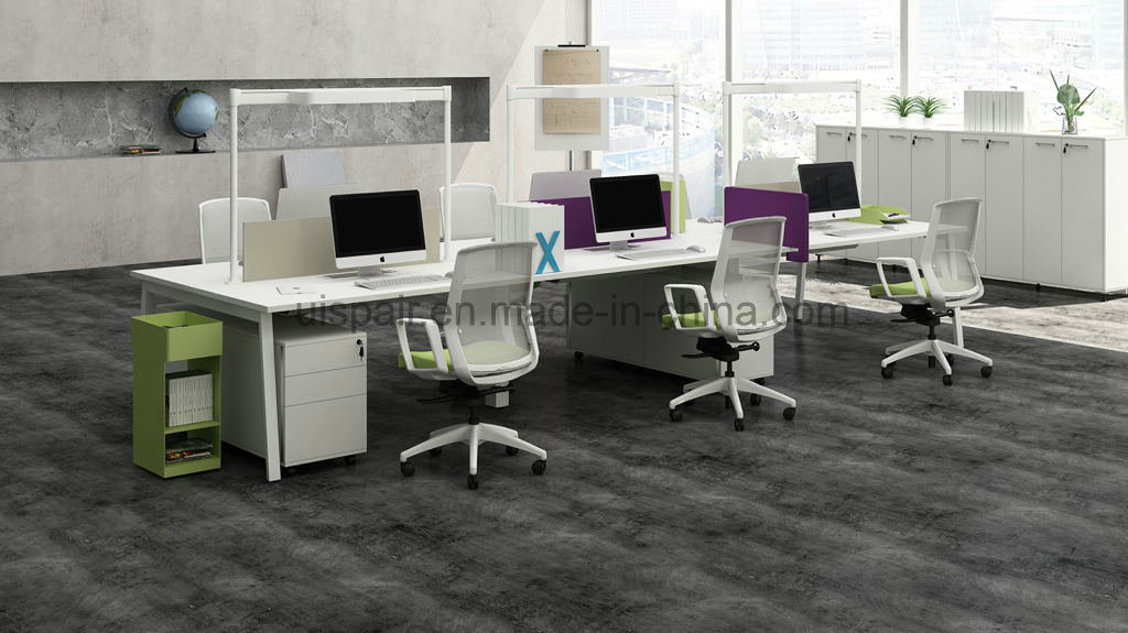 Uispair Modern MFC Staff Office Desk Office Furniture