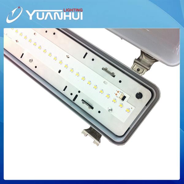 2′ 4′ 5′ LED Tri-Proof Lighting Fixture with CE GS SAA UL