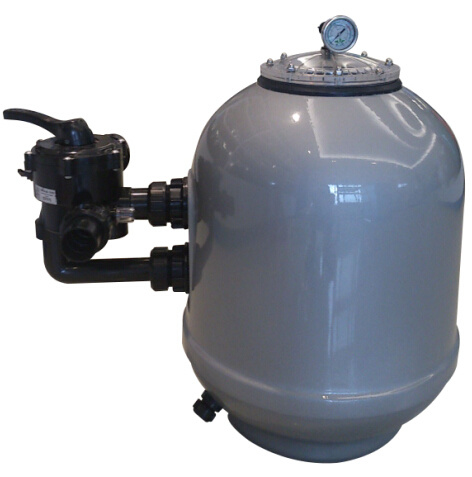 Fiberglass Laminated Sidemount Sand Filter (Bolt type) for Swimming Pool