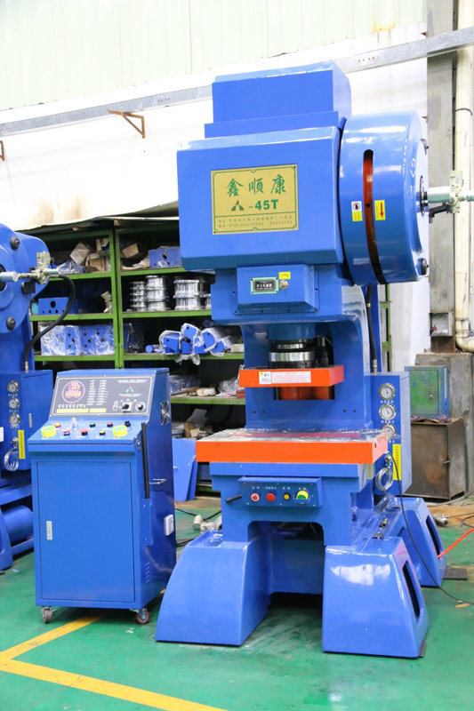 High Speed Punching Machine (45ton)