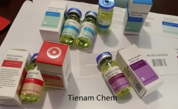 Testosterone Enanthate Testosterone Propionate Trenbolone Acetate EQ Deca