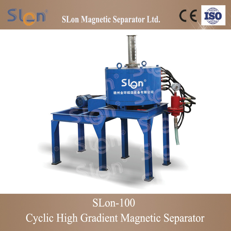 10-1 High Quality Slon-100 Cyclic Pulsating High Gradient Magnetic Separator