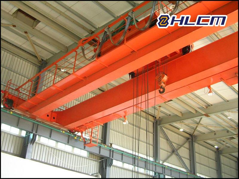 Workshop Overhead Crane for Material Handling (HLCM-5)