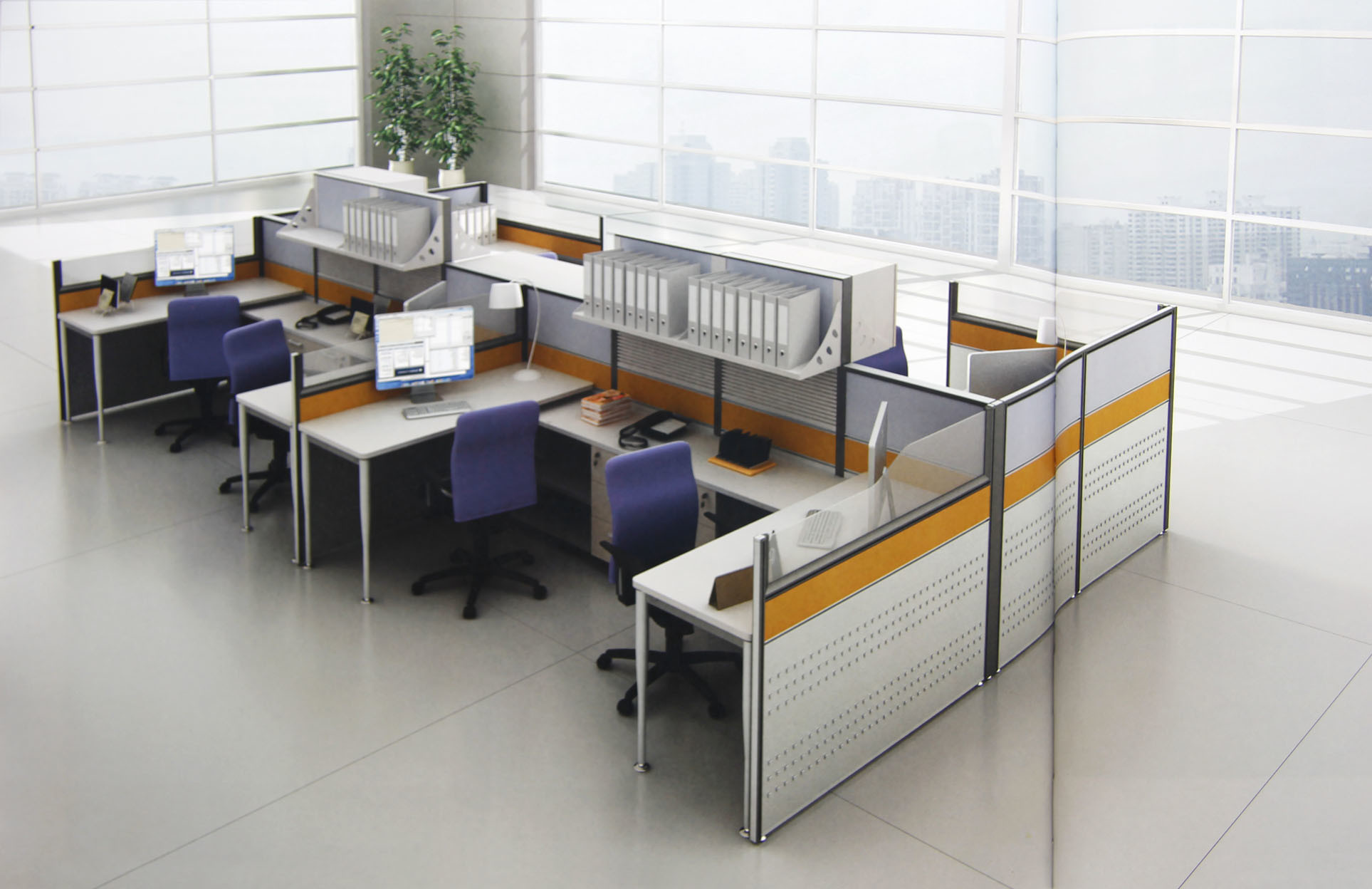 China Perfect Office Workstation (AOKAI 29) Photos & Pictures - Made