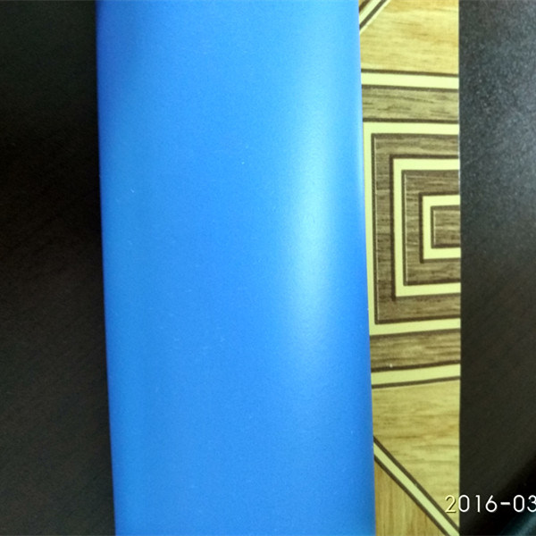 Pure PVC Floor Covering in Roll