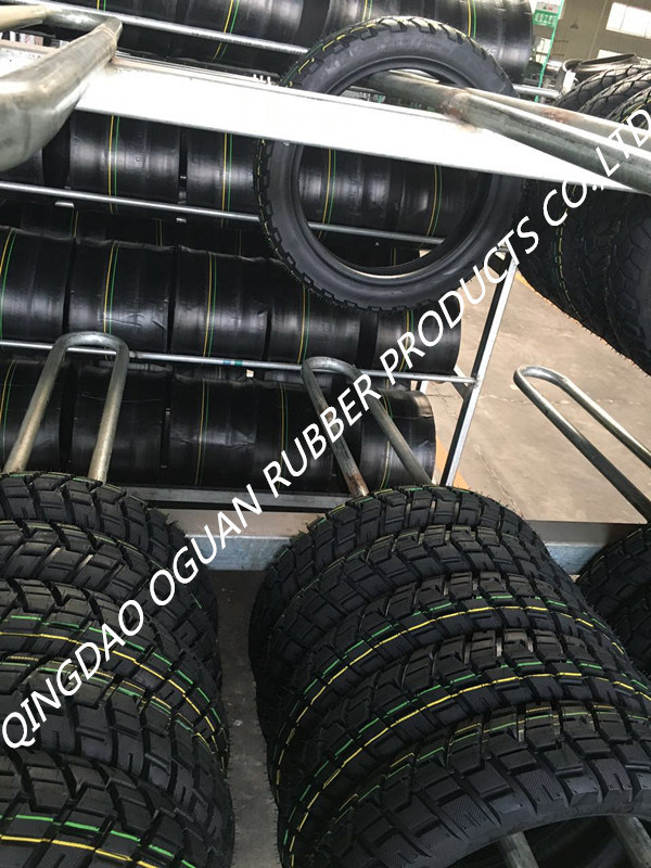 High Quality Motorcycle Tyre of 110/90-16