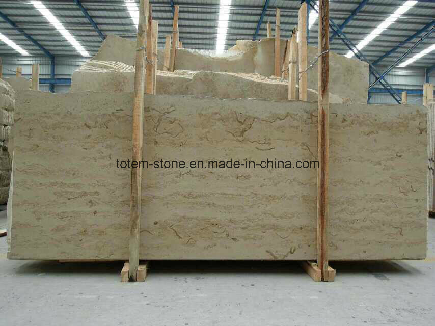 Jura Beige Limestone Marble Fireplace Tiles Countertops Slabs for Sale