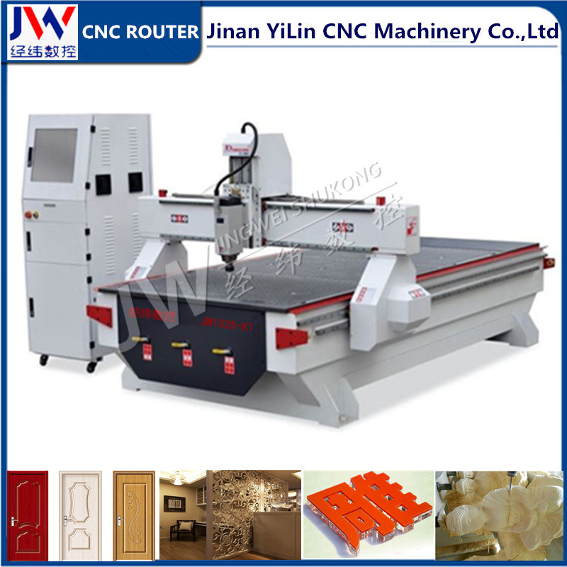 3 Axis Woodworking CNC Router for Wood Advertising Stone Acrylic Furniture