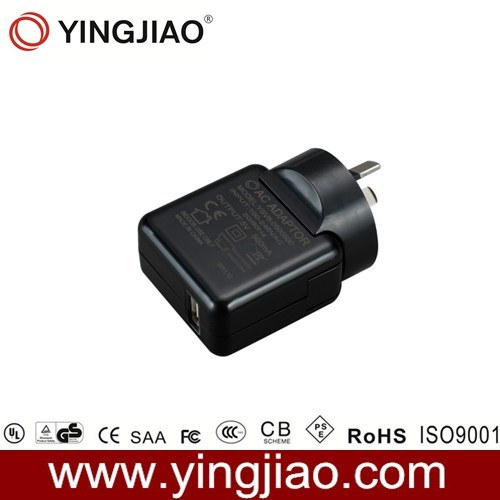 5V 1.2A 6W DC USB Travel Mobile Phone Charger