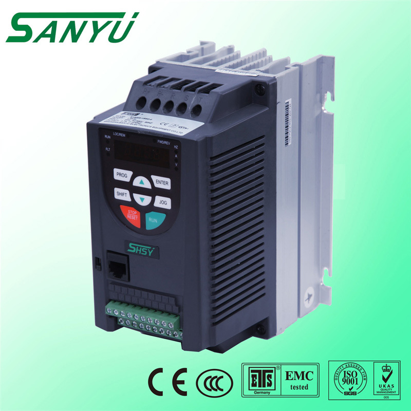 China Vector Control Frequency Inverter Ac Motor Drive