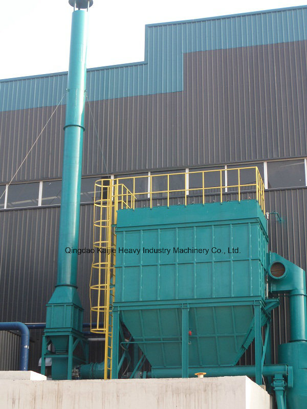 Bag Filter Dust Collector for Furnace / Low Price Dust Collector Supplier