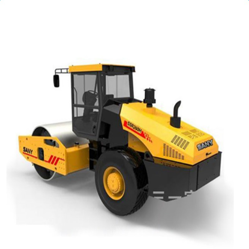 Sany SSR260c-6 Self-Propelled Vibratory Road Roller 20 Ton Weight of Road Roller