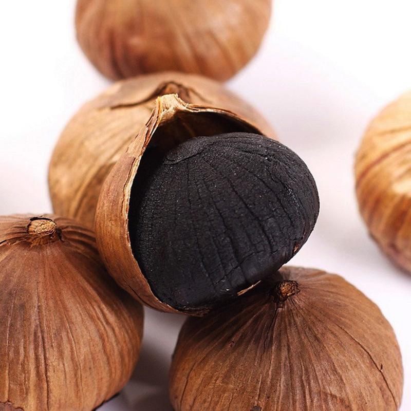 Good Taste Fermented Single Black Garlic (600g/bag)