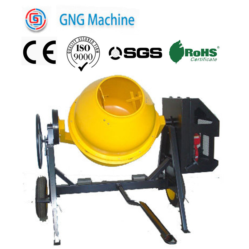 High Capacity High Speed Concrete Mixer