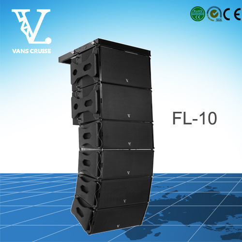 FL-10 2-Way Big Power Outdoor Line Array Sound Speaker